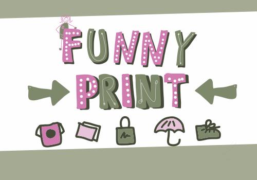 Funny Sketchnotes - Print - Online-Kurs